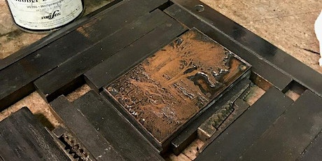Community in Print: History of Printing in Bath tickets