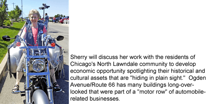 Windy City Road Warrior - Route 66 on the 6th - April 2021 image