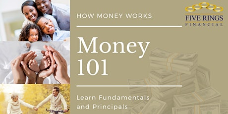 Live Money 101 - How Money Works  - Virtual Edition tickets
