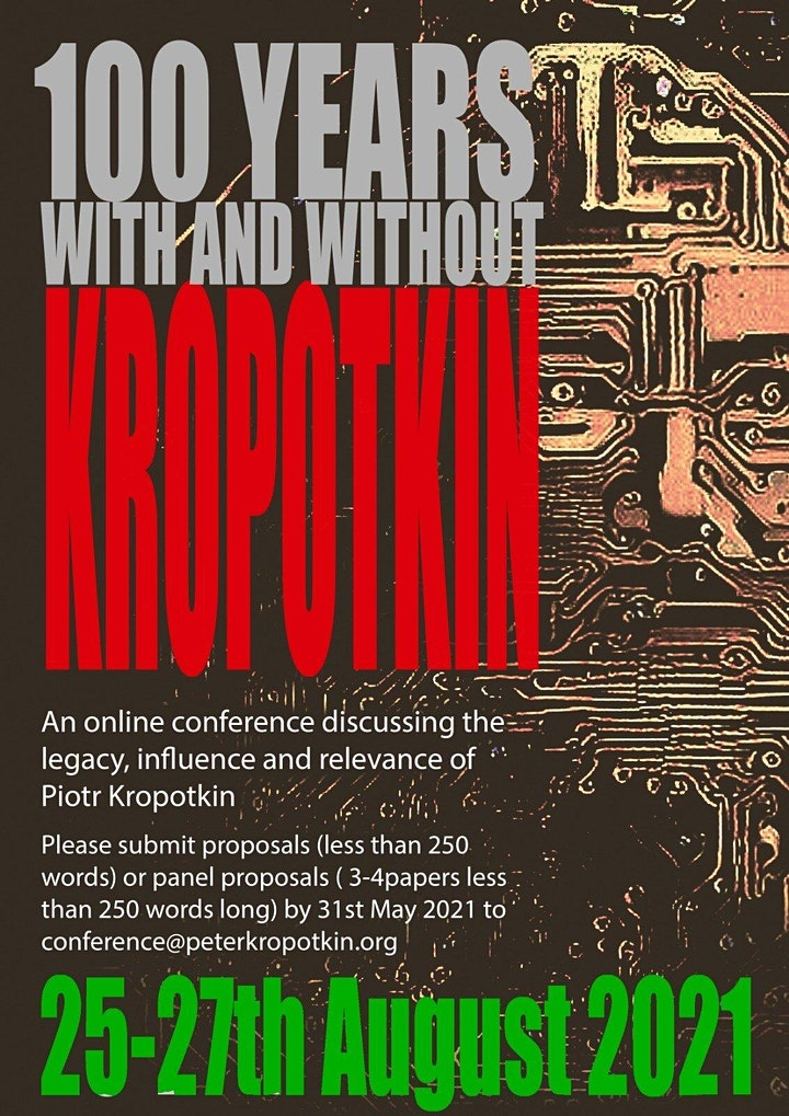 100 Years With and Without Kropotkin image