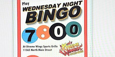 NEW Wednesday Night Bingo Show In Oceanway! tickets