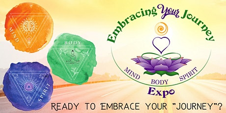 Embracing Your Journey Expo - April 24th 2021 tickets
