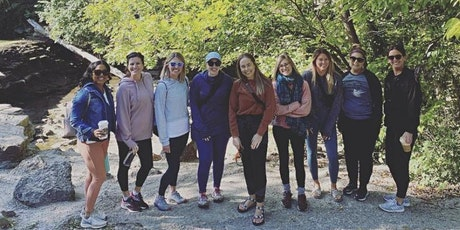 Goal Hike with Sloan INTUITIVE LIVING tickets