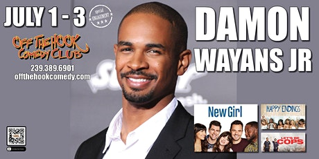 Stand up Comedian Damon Wayans Jr.  Live in Naples, Florida! tickets