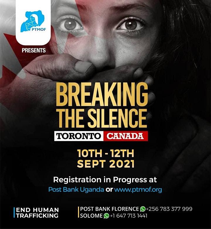Breaking The Silence -Youth and Women Convention 2021 ,Toronto  Canada. image