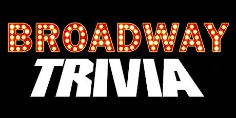 Big  Broadway Trivia Night tickets