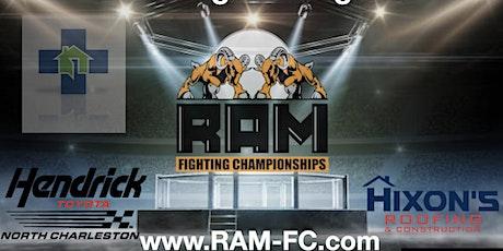 RAM FIGHTING CHAMPIONSHIPS MMA & MUAY-THAI KICKBOXING tickets