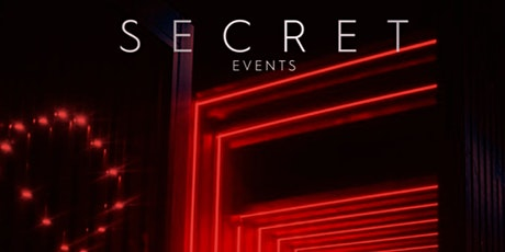Secret Events Mask Off edition tickets