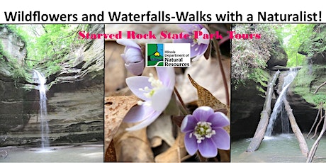 Walks with a Naturalist-Park Guided Tours tickets