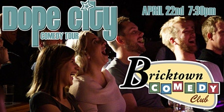 FREE TICKETS | BRICKTOWN COMEDY CLUB 4/22 | STAND UP COMEDY SHOW tickets