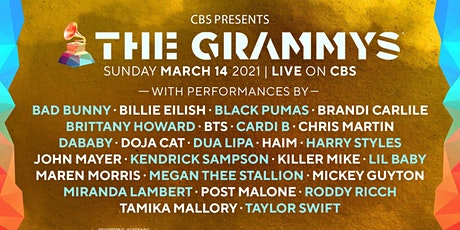 ONLINE-StrEams@!.GRAMMY Awards LIVE ON 2021 tickets
