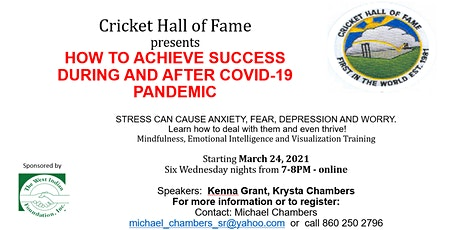 How to Achieve Success During And After COVID-19 Pandemic tickets