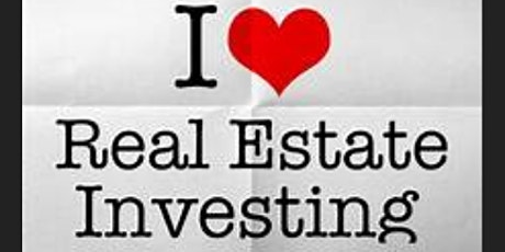 I LOVE Real Estate Investing tickets
