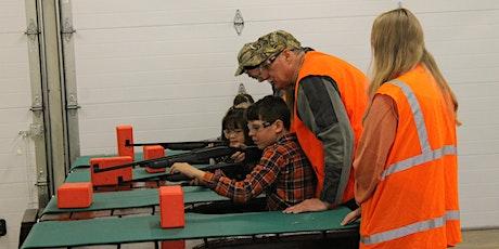 COFA Kids Gun Safety Class and BB Gun Shoot tickets