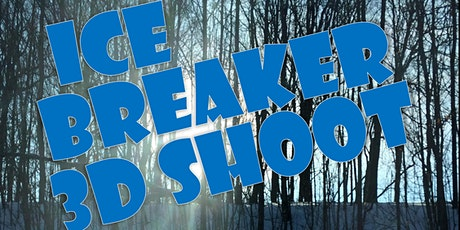 Rapids Archery Club Ice Breaker 3D Shoot  April 18th, 2021 tickets