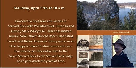 Hike with an Historian at Starved Rock! tickets