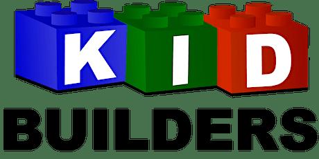 Kid Builders Children's Ministry Registration boletos