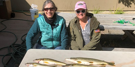 Women's Outreach Fishing Clinic tickets