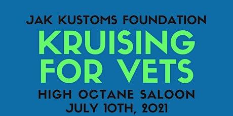 Kruising For Vets tickets