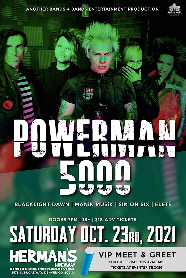Powerman 5000 image