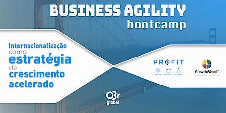 Business Agility FULL Bootcamp - Growthwheel & OKR tickets