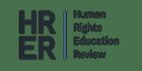 WERA IRN Human Rights Education 2021 Webinar  Series 1 Session 4 tickets