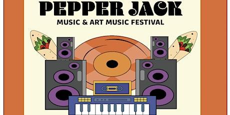 PepperJack Music Festival tickets