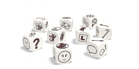 English for Kids - Story cubes (7+ yrs) with ELOISA tickets