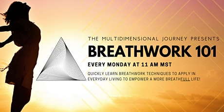 Breathwork 101 tickets