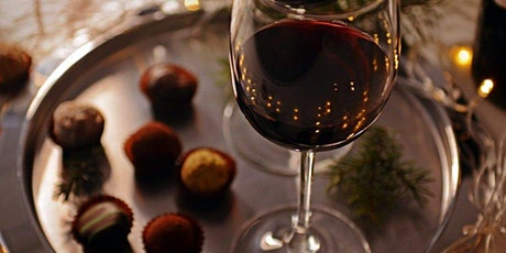 A Virtual Wine and Chocolate Tasting Event tickets