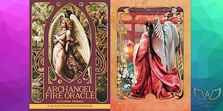 Archangel Diamond Flame Alchemy ~ Sacred Healing Journey With Haniel tickets