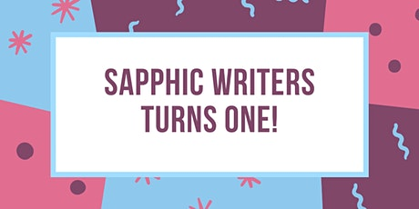 Sapphic Writers Turns One!  tickets