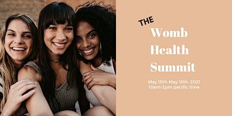 The Womb Health Summit tickets