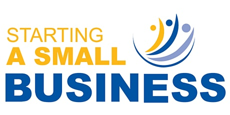 Starting A Small Business Webinar - April 13th, 2021 tickets