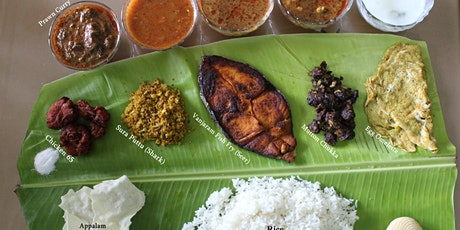 Tamil Restaurant Week tickets