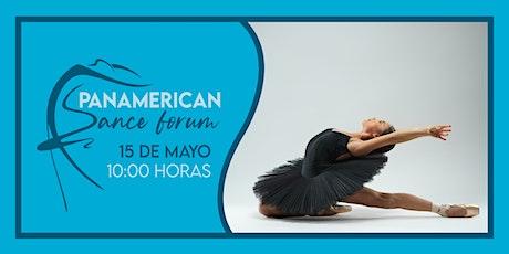 Panamerican Dance Forum 2021 boletos
