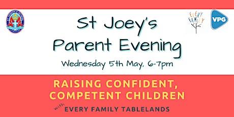 Raising Confident, Competent Children tickets
