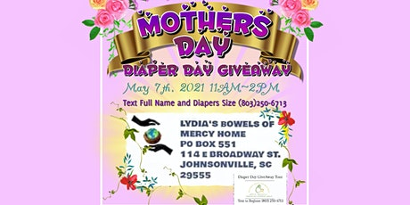 Diaper Day GiveAway Johnsonville tickets