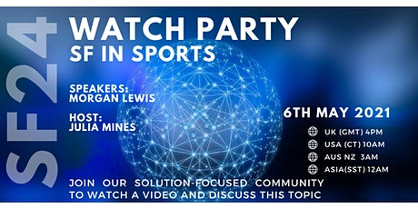 Watch party - SF in sports tickets