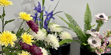 Boston Ikebana Online Demonstration Series tickets