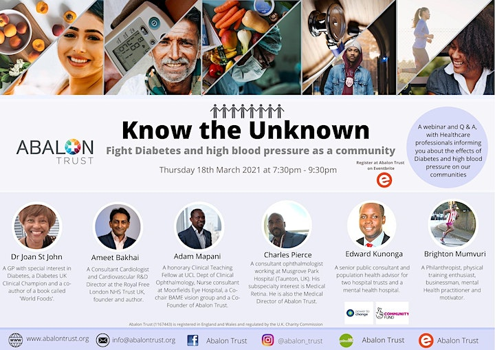 Know the Unknown Webinar image