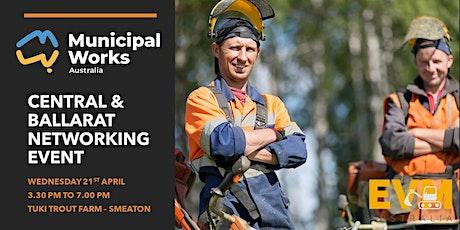 Ballarat & Central Branch Networking Event tickets