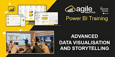 Power BI Advanced Data Visualisation - Online - Australia - 27 Apr 2021 tickets