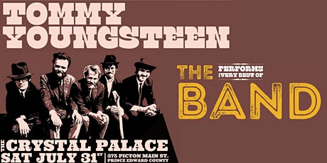 "Tommy Youngsteen- The Very Best of ""The Band"" tickets"