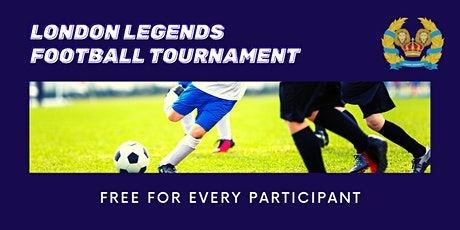 FREE Kids Football Tournament tickets