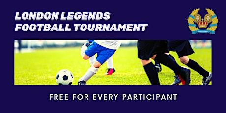 FREE Kids Football Tournament tickets