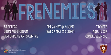 "Kaleidoscope 2021 |  ""Frenemies""  