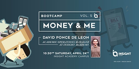 Money & Me | Bootcamp tickets