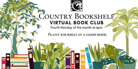 Virtual Book Club tickets