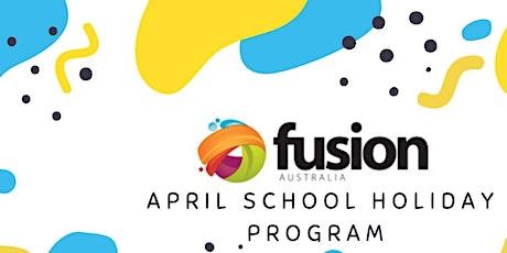 April School Holiday Program - Wed 14th April tickets